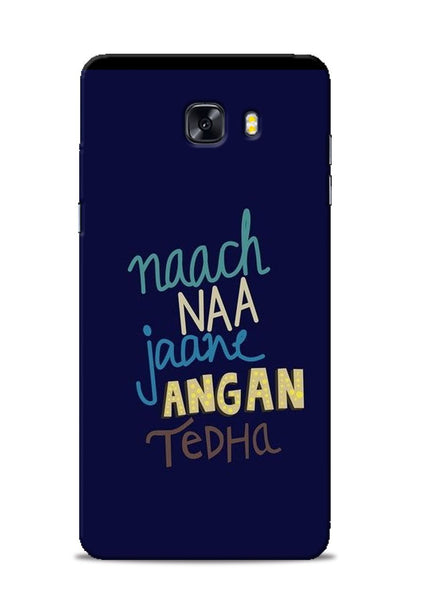 Angan Tedha Samsung Galaxy C9 Pro Mobile Back Cover