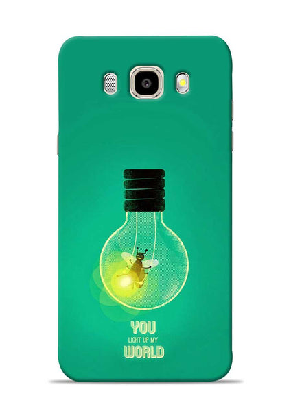 You World Samsung Galaxy J5 2016 Mobile Back Cover