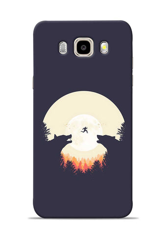 Wolf Bear Samsung Galaxy J5 2016 Mobile Back Cover