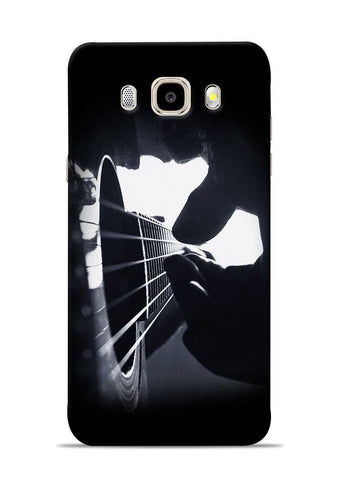 The Guitar Samsung Galaxy J5 2016 Mobile Back Cover