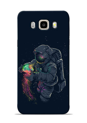Astronaut Landed Samsung Galaxy J5 2016 Mobile Back Cover