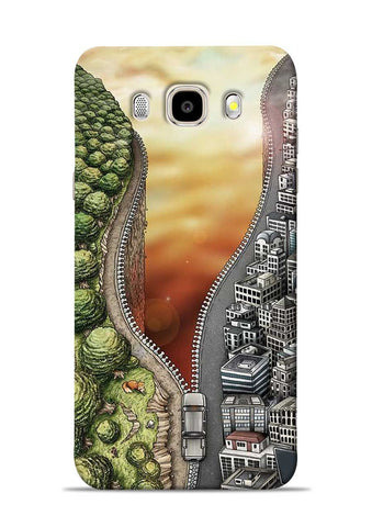 Forest City Samsung Galaxy J5 2016 Mobile Back Cover