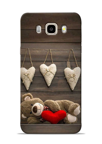 Teddy Love Samsung Galaxy J5 2016 Mobile Back Cover