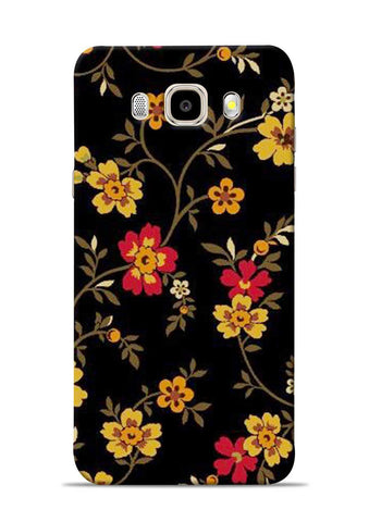 Rising Flower Samsung Galaxy J5 2016 Mobile Back Cover