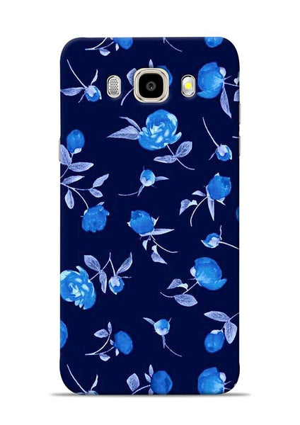 The Blue Flower Samsung Galaxy J5 2016 Mobile Back Cover