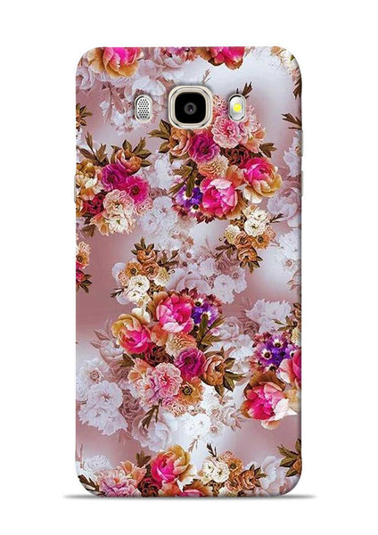 Rose For Love Samsung Galaxy J5 2016 Mobile Back Cover