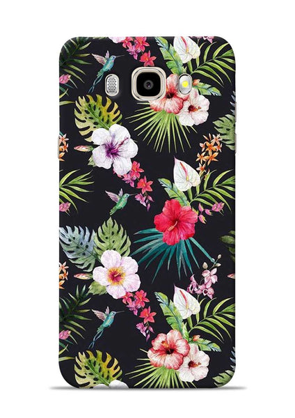 Flowers For You Samsung Galaxy J5 2016 Mobile Back Cover