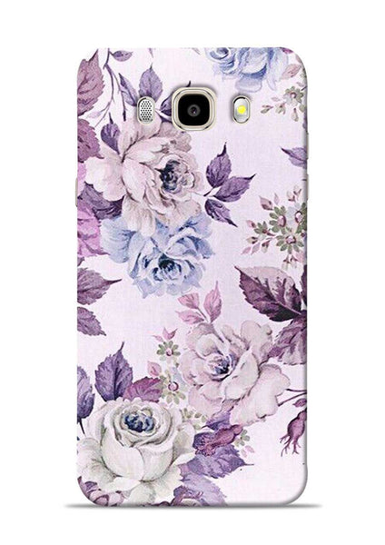 Flowers Forever Samsung Galaxy J5 2016 Mobile Back Cover