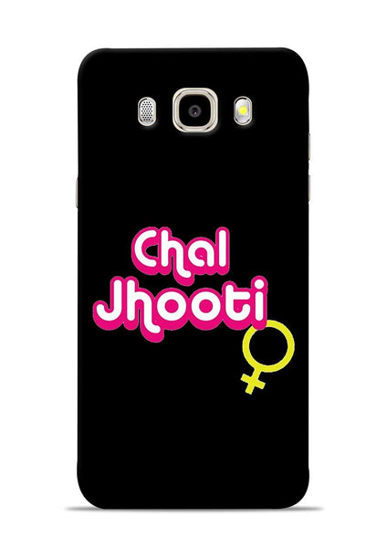 Chal Jhooti Samsung Galaxy J5 2016 Mobile Back Cover