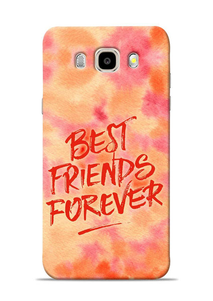 Best Friends Forever Samsung Galaxy J5 2016 Mobile Back Cover
