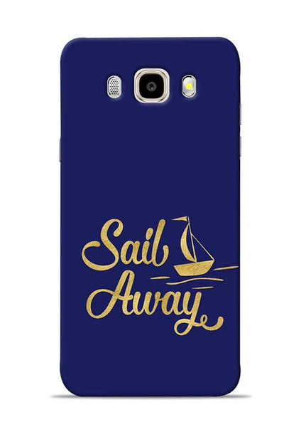 Sail Always Samsung Galaxy J5 2016 Mobile Back Cover