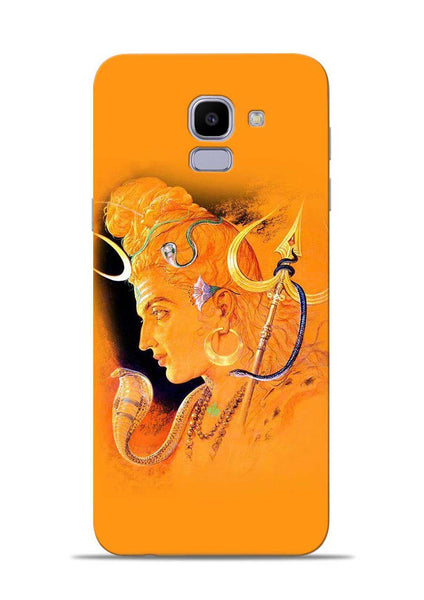 The Great Shiva Samsung Galaxy J6 Mobile Back Cover
