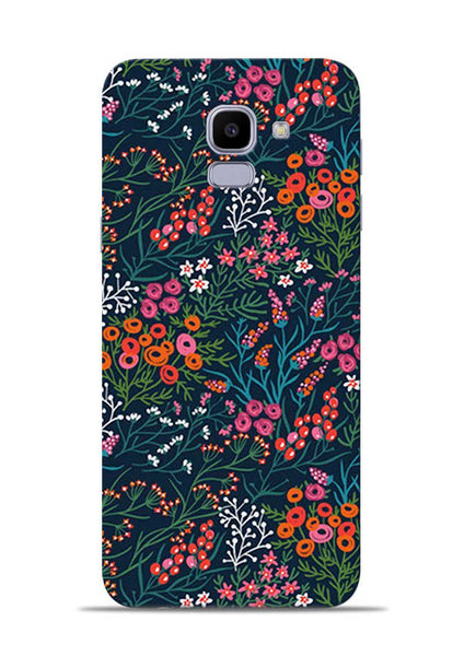The Great Garden Samsung Galaxy J6 Mobile Back Cover