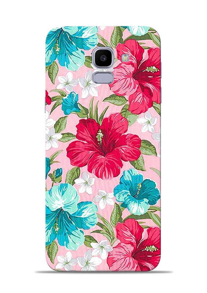 You Are Flower Samsung Galaxy J6 Mobile Back Cover