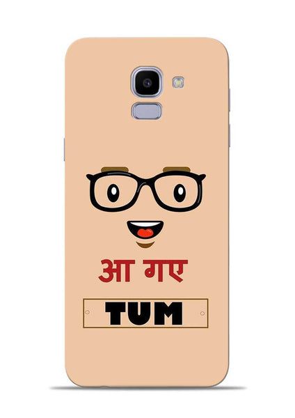 Agaye Tum Samsung Galaxy J6 Mobile Back Cover
