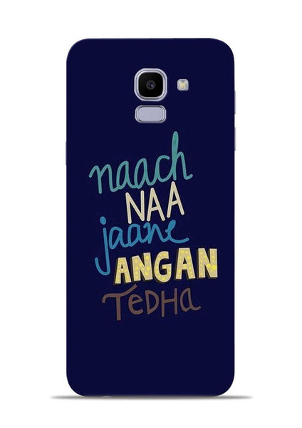 Angan Tedha Samsung Galaxy J6 Mobile Back Cover