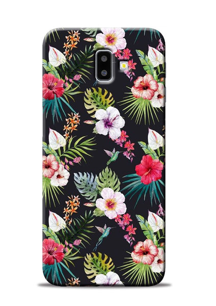 Flowers For You Samsung Galaxy J6 Plus Mobile Back Cover