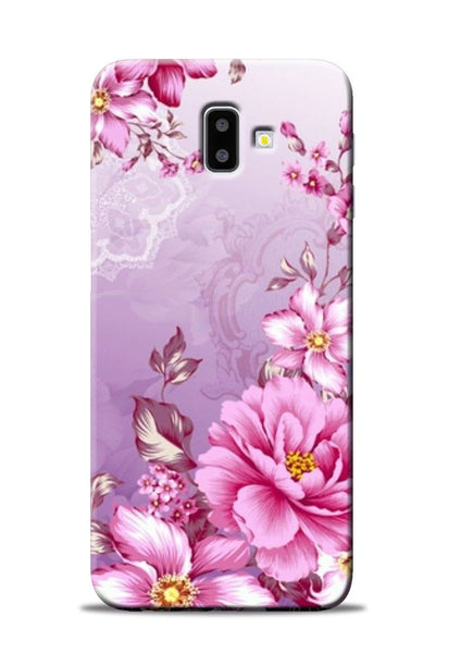 You Are Rose Samsung Galaxy J6 Plus Mobile Back Cover