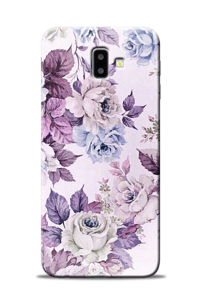 Flowers Forever Samsung Galaxy J6 Plus Mobile Back Cover