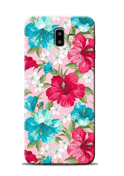You Are Flower Samsung Galaxy J6 Plus Mobile Back Cover