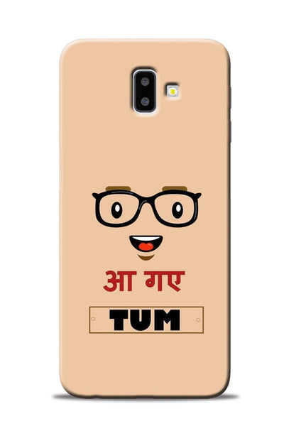 Agaye Tum Samsung Galaxy J6 Plus Mobile Back Cover