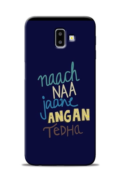 Angan Tedha Samsung Galaxy J6 Plus Mobile Back Cover