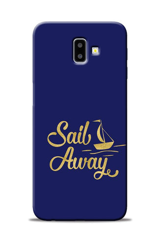 Sail Always Samsung Galaxy J6 Plus Mobile Back Cover