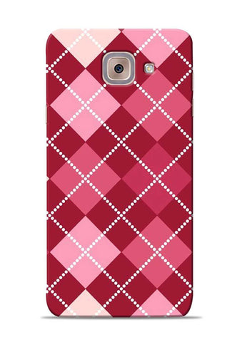 Pink Stride Samsung Galaxy J7 Max Mobile Back Cover