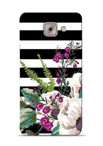 Lovely Flowers Samsung Galaxy J7 Max Mobile Back Cover