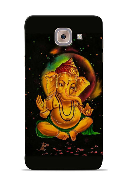 Great Ganesh Samsung Galaxy J7 Max Mobile Back Cover