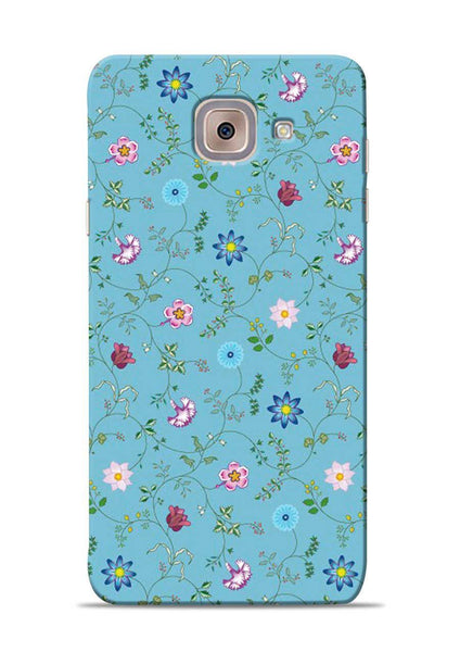 Fallen Flower Samsung Galaxy J7 Max Mobile Back Cover