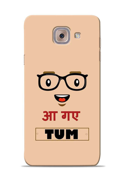 Agaye Tum Samsung Galaxy J7 Max Mobile Back Cover