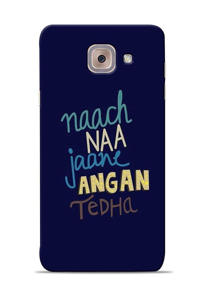 Angan Tedha Samsung Galaxy J7 Max Mobile Back Cover