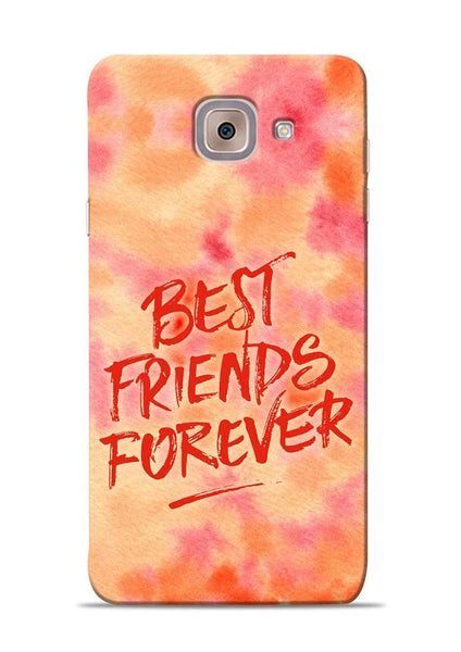 Best Friends Forever Samsung Galaxy J7 Max Mobile Back Cover