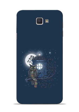 Night Owl Samsung Galaxy J7 Prime Mobile Back Cover