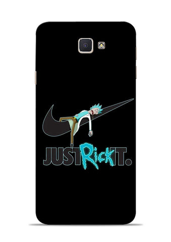 Just Rick It Samsung Galaxy J7 Prime Mobile Back Cover