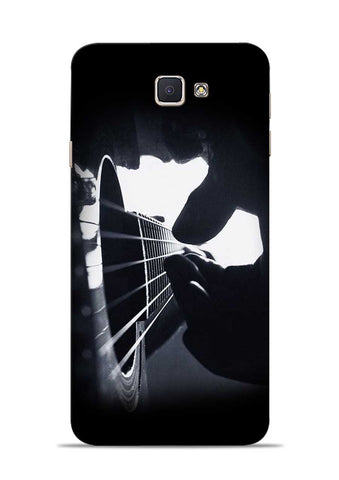 The Guitar Samsung Galaxy J7 Prime Mobile Back Cover