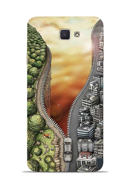 Forest City Samsung Galaxy J7 Prime Mobile Back Cover