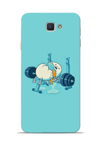 Gym And Diet Samsung Galaxy J7 Prime Mobile Back Cover
