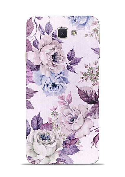 Flowers Forever Samsung Galaxy J7 Prime Mobile Back Cover