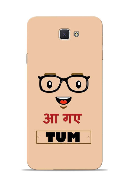 Agaye Tum Samsung Galaxy J7 Prime Mobile Back Cover