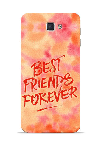 Best Friends Forever Samsung Galaxy J7 Prime Mobile Back Cover