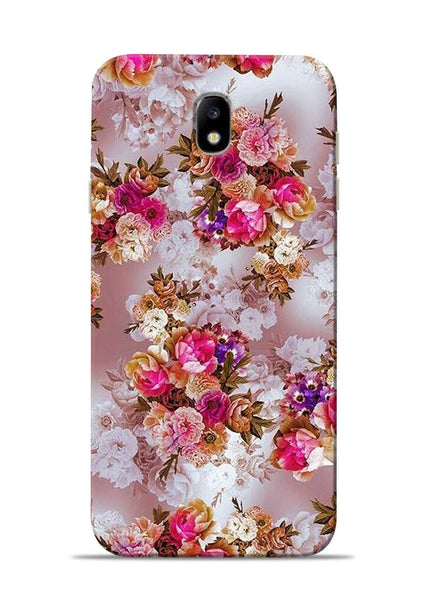 Rose For Love Samsung Galaxy J7 Pro Mobile Back Cover