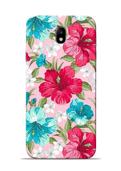 You Are Flower Samsung Galaxy J7 Pro Mobile Back Cover