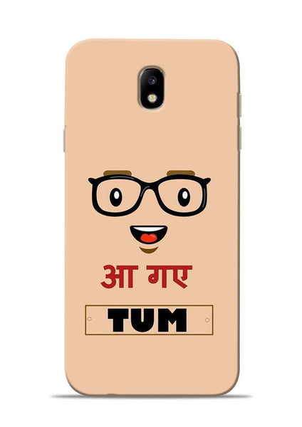 Agaye Tum Samsung Galaxy J7 Pro Mobile Back Cover