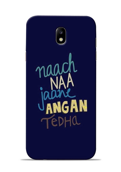Angan Tedha Samsung Galaxy J7 Pro Mobile Back Cover