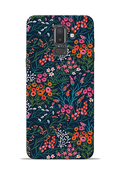 The Great Garden Samsung Galaxy J8 Mobile Back Cover