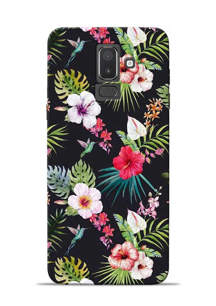 Flowers For You Samsung Galaxy J8 Mobile Back Cover