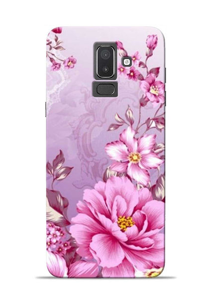 You Are Rose Samsung Galaxy J8 Mobile Back Cover