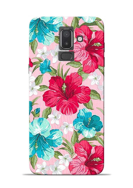 You Are Flower Samsung Galaxy J8 Mobile Back Cover
